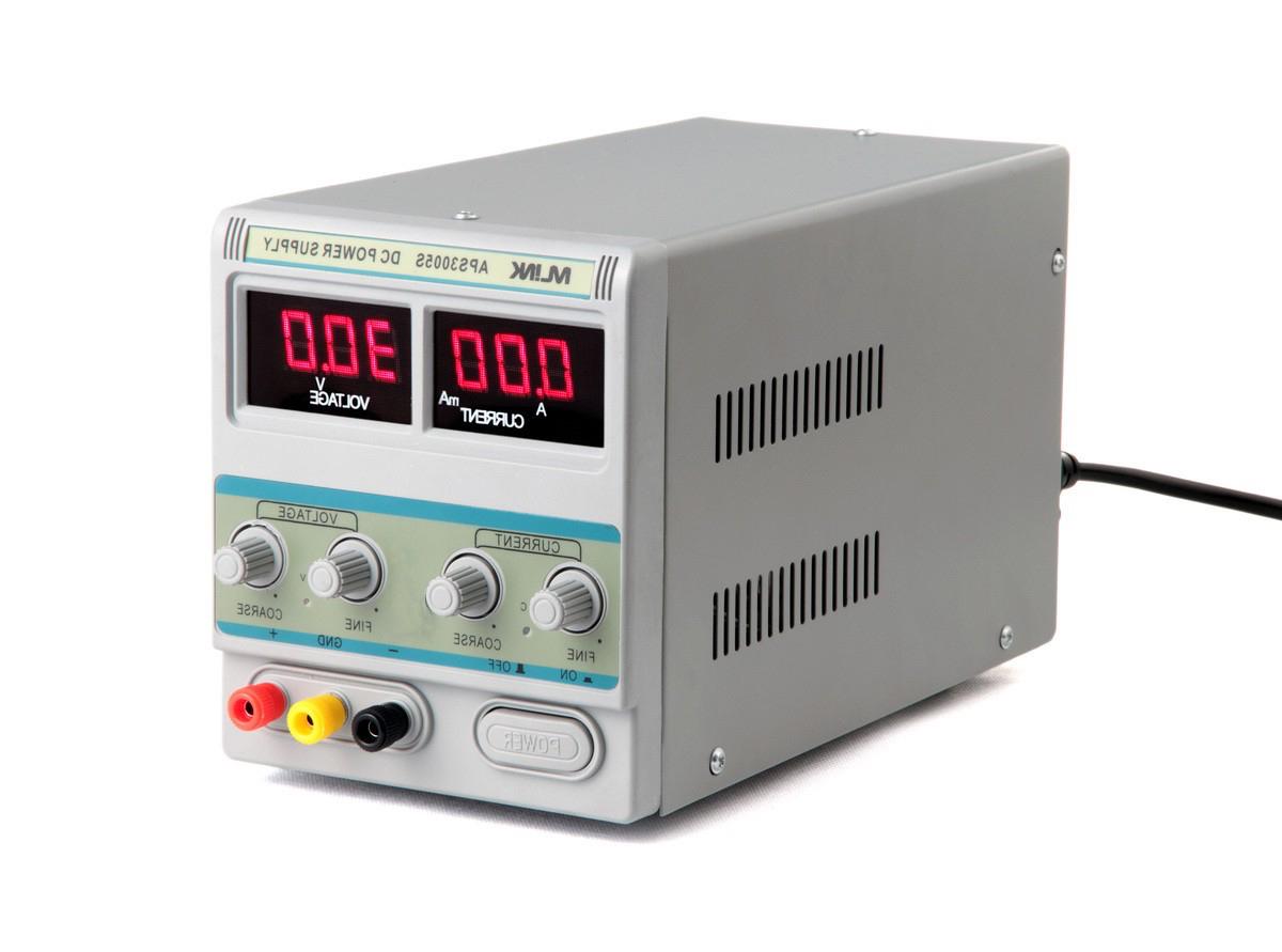 Fuente Alimentacion Regulable U3dh Mlink Aps3005s 30v 5a Fuente Alimentacion Regulable Con Display