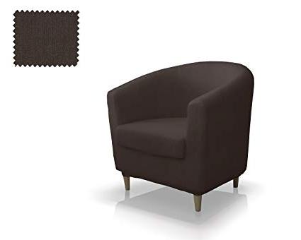 Funda butaca Drdp Jm Textil Funda butaca Ikea Tullsta Tejido Elà Stico Color Negro