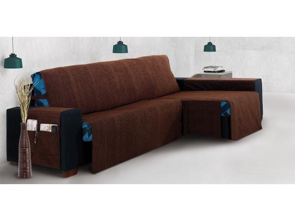 Funda Cubre sofa 3id6 Funda Cubre sofa Chaise Longue Belmarti Kioto Textildelhogar