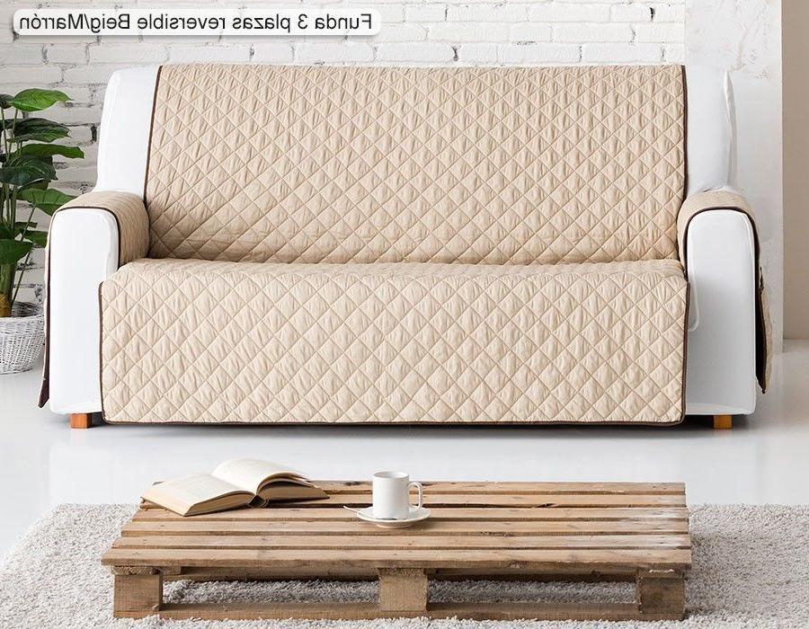 Funda Cubre sofa 3ldq Funda Cubre sofa Reversible Ref Es 5532