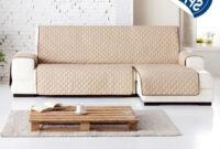 Funda Cubre sofa 8ydm Funda Cubre sofà Chaise Longue Dual Quilt Eysa