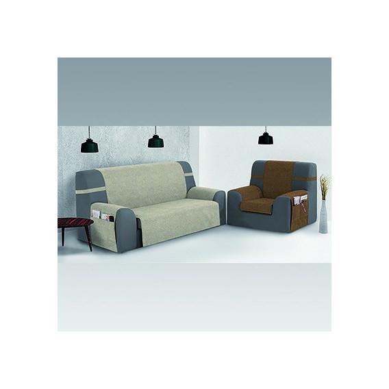 Funda Cubre sofa 9fdy Funda Cubre sofà Universal Mod Banes Belmartà V Hogar