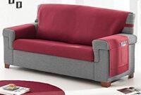Funda Cubre sofa Gdd0 Funda Cubre sofà Modelo Alfa Color Marrà N Medida 3 Plazas 170cm