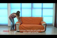 Funda Cubre sofa Gdd0 Funda Cubre sofa Youtube