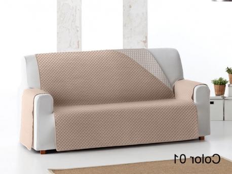 Funda Cubre sofa Q0d4 Funda sofà Prà Ctica Reversible Oslo Cubre sofà Oslo Eysa