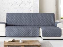 Funda De sofa Ftd8 Funda sofà Chaise Longue Dual Quilt Eysa