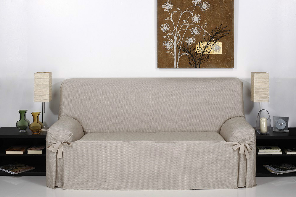 Funda De sofa H9d9 Funda sofà De Lazos Turia Casaytextil