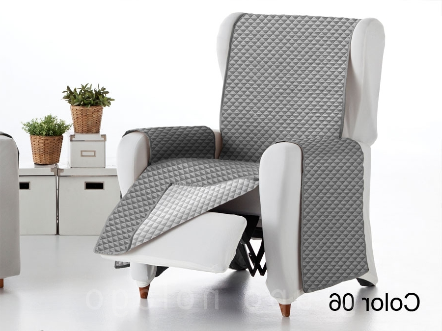 Funda Sillon Relax S1du Funda sofà Reversible Relax Oslo