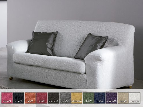 Funda sofa 2 Plazas 4pde Eysa Funda De sofà Elà Stica Moran Medidas 2 Plazas Color Gris