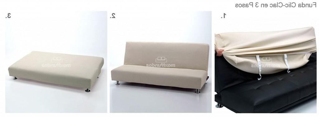 Funda sofa Cama 8ydm Hogartextil Nueva Funda sofà Clic Clac