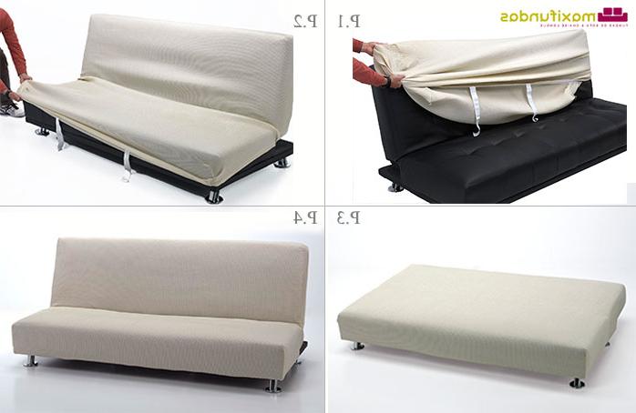 Funda sofa Cama Mndw Hogartextil Funda sofà Cama Clic Clac