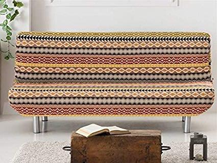 Funda sofa Cama Txdf Lanovenanube Funda sofa Cama Kilim Clic Clac Color Azul