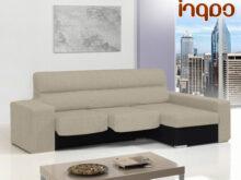 Funda sofa Chaise Longue 0gdr Funda De sofà Chaise Longue Capri De Home