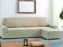 Funda sofa Chaise Longue Tqd3 Funda De sofà Chaise Longue Brazo Corto Cora Eysa Casaytextil