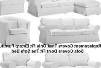 Funda sofa Ektorp J7do Detalles De Nuevo Reemplazo De Ikea Ektorp Blekinge Blanco sofà Reposapià S Silla Funda Ver Tà Tulo original