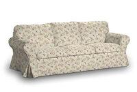 Funda sofa Ektorp Wddj Franc Textile 633 141 11 Ektorp 3 Seater Schlafsofabezug Old