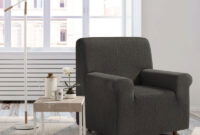 Funda sofa Gris Nkde Funda sofà Elà Stica Beta Gris