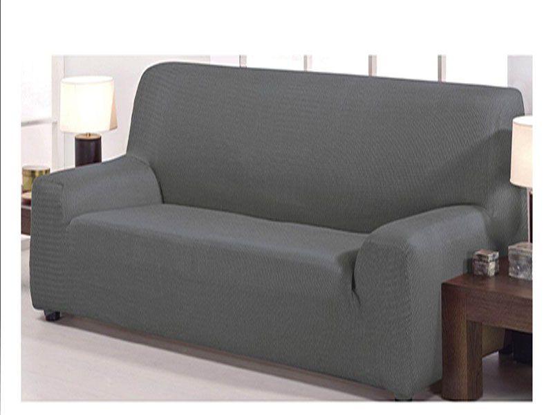 Funda sofa Gris Wddj Funda De sofà Monaco Color Gris