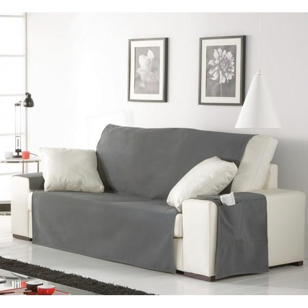 Funda sofa Gris Y7du Funda De sofà Gris Decourban