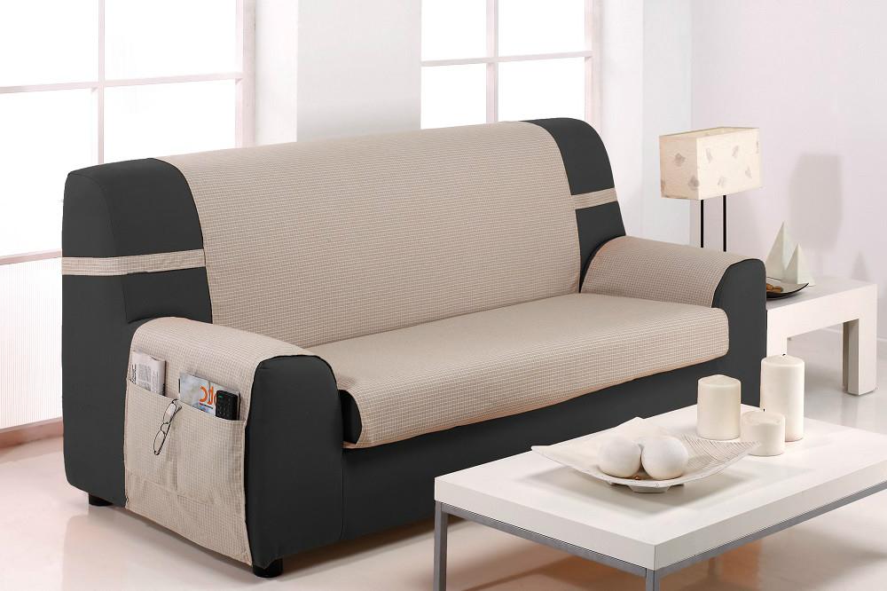 Fundas Cubre sofas 0gdr Funda Cubre sofà Praga Casaytextil