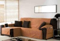 Fundas De sofa Ajustables Conforama Q5df Fundas De sofa Conforama Simple Chaise Longue Reversible Con Cama