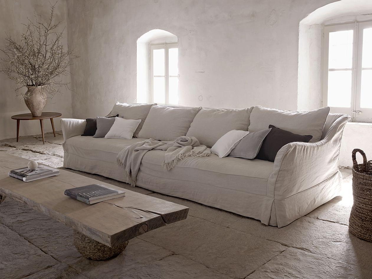 Fundas De sofa Zara Home Fmdf Cojà N Doble Pespunte Color Gris Claro In 2018 Wabi Sabi