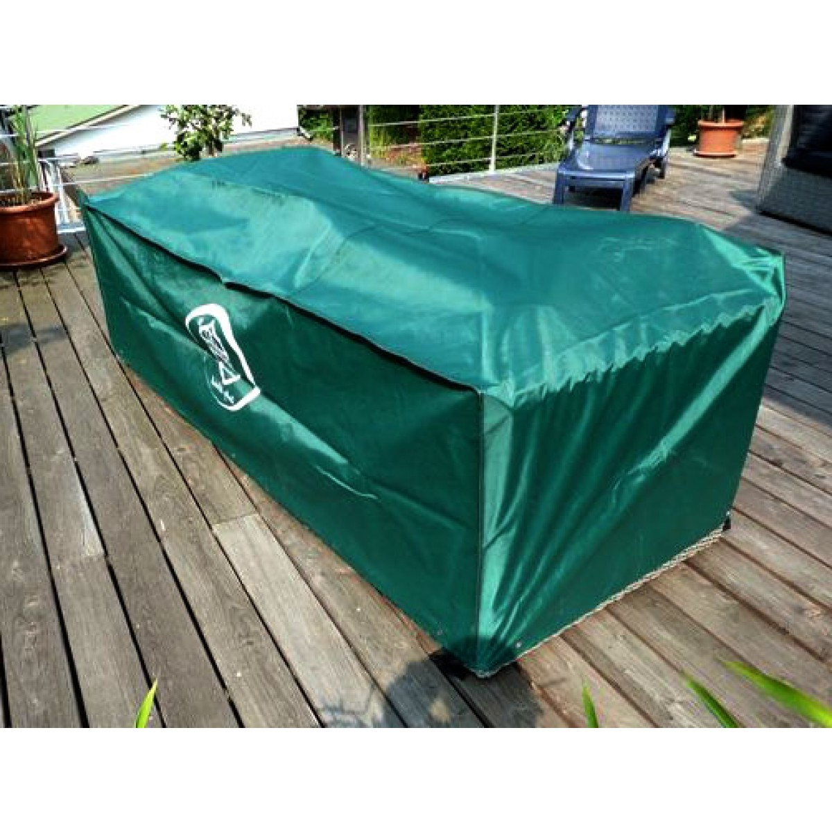 Fundas Impermeables Para Muebles De Jardin Etdg Funda Protectora Para sofà De Jardà N