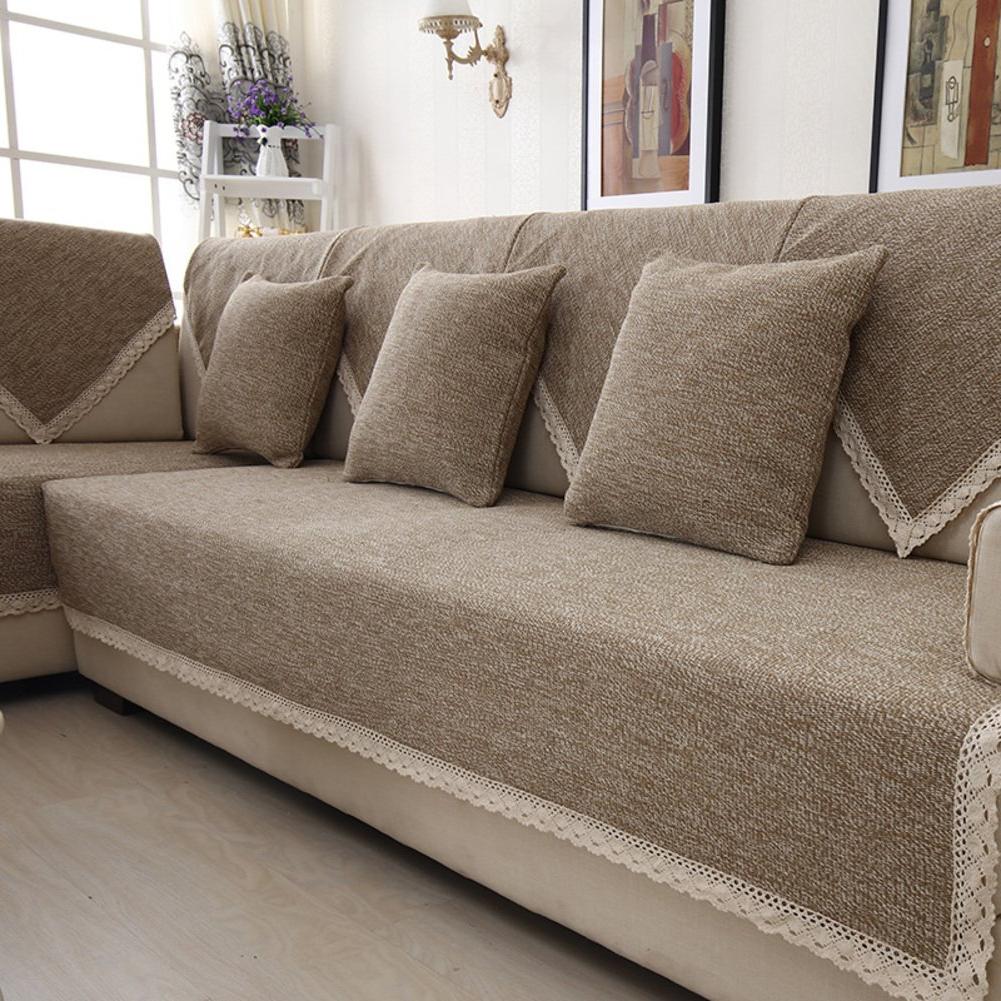 Fundas Para Cojines De sofa 9fdy Jingjie Funda De sofà Cuatro Estaciones Sistemas De Fluidos Cojines