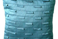 Fundas Para Cojines De sofa Tldn Teal Fundas De Cojines Alforzas Con Textura Fundas Cojines 40×40