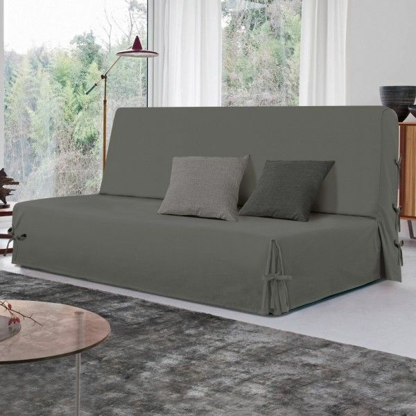 Fundas Para sofa Cama 9fdy Funda Para sofà Cama Stella Gris Decoracià N Textil Eminza
