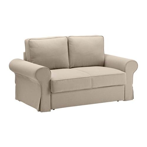 Fundas Para sofa Cama Q0d4 Backabro Funda Para sofà Cama 2 Plazas Hylte Beige Ikea