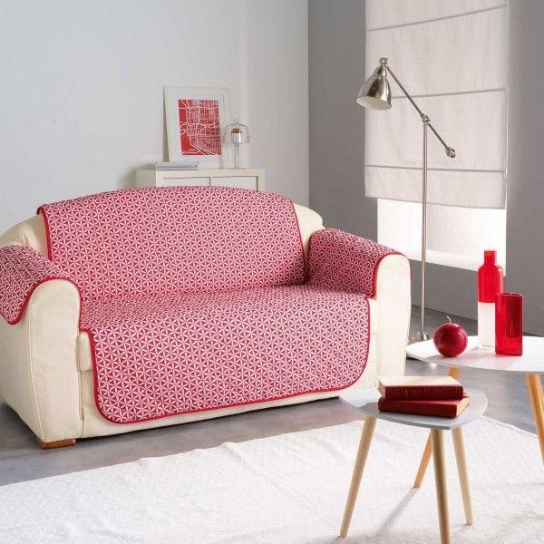 Fundas Para sofas Fmdf Funda Para sofà 3 Plazas Kiria Rojo Decoracià N Textil Eminza