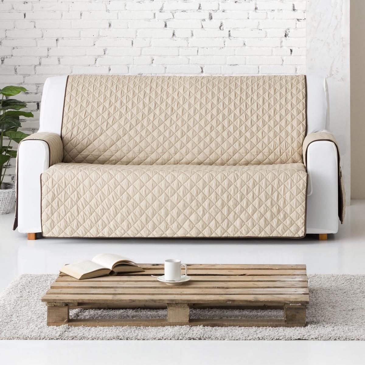 Fundas Para sofas Gdd0 Funda Para sofà Reversible Dual Quilt Eysa