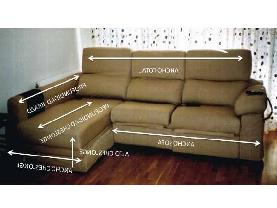 Fundas sofa A Medida Jxdu Medidas Y Colocacion De Chaise Longue