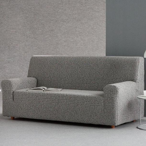 Fundas sofa Elasticas 8ydm Funda sofà Elà Stica Letras Zebra Textil