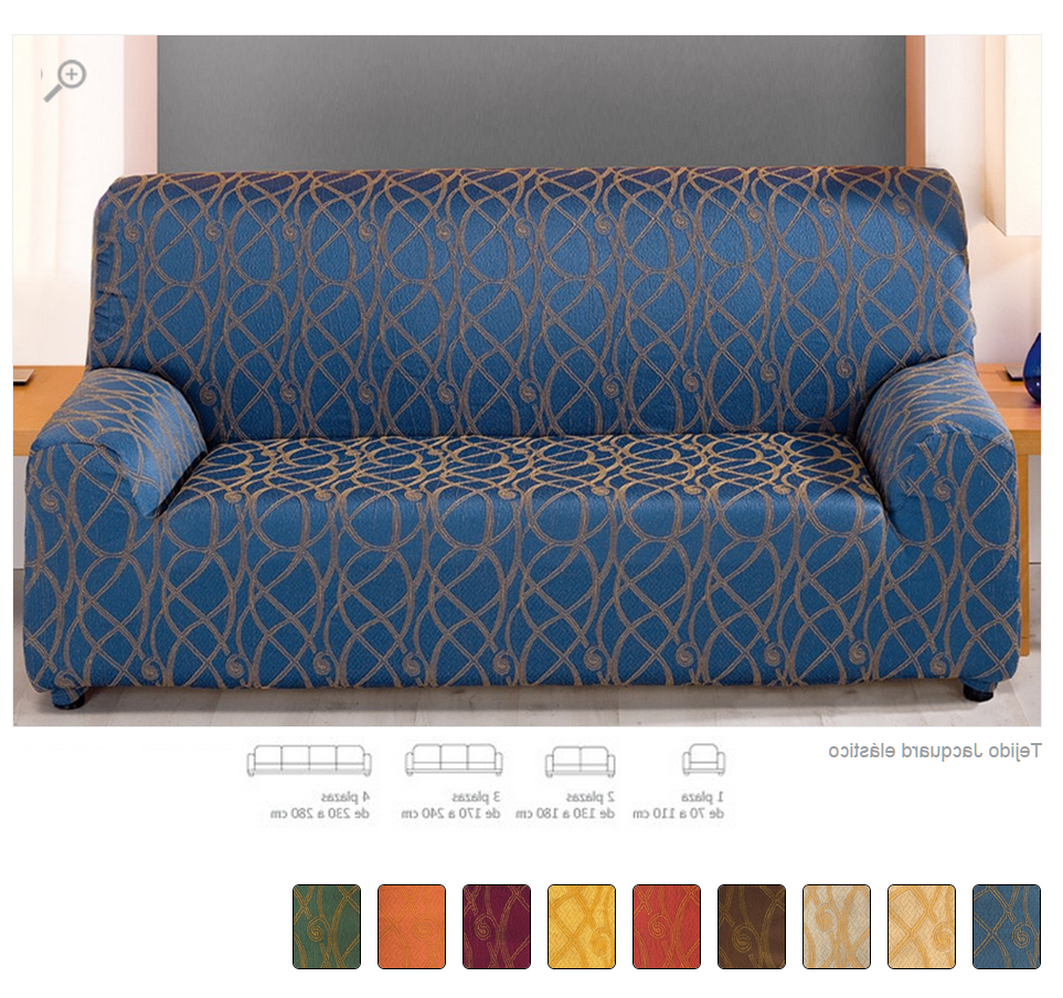 Fundas sofa Elasticas J7do Fundas sofà Elà Sticas La Dama Decoracià N