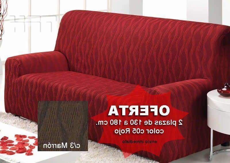 Fundas sofas Baratas Etdg Funda sofà 2 Plazas Marrà N toscana