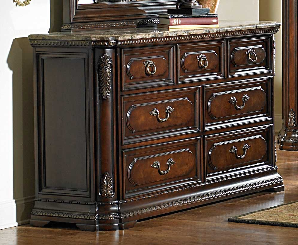 Furniture In Spanish Txdf Homelegance Spanish Bay Dresser 1464c 5 Homelegancefurnitureonline