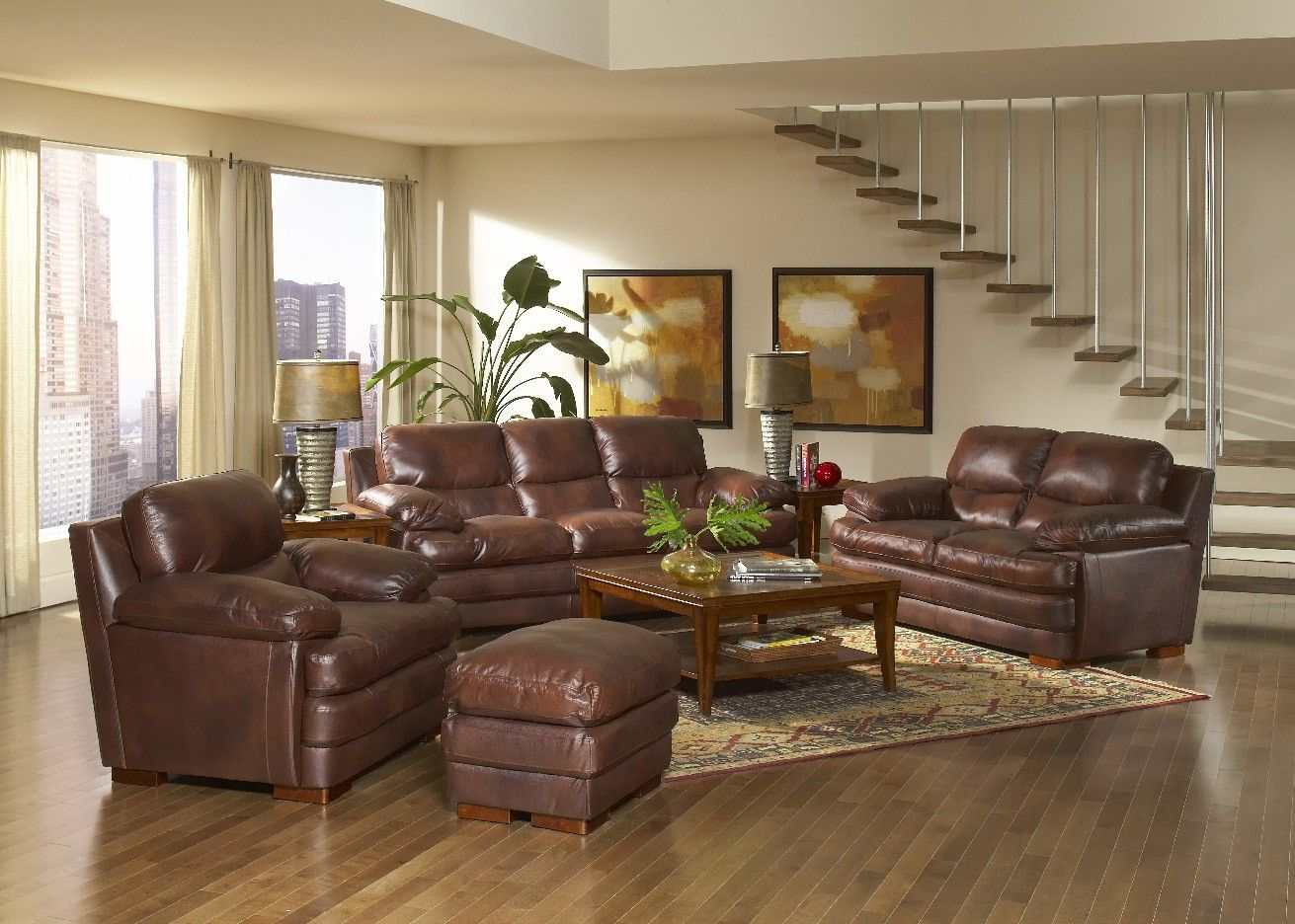 gallery living room set