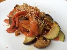 Guarnicion De Verduras 0gdr Guarnicià N De Verduras Para Carne Fà Cil