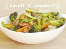 Guarnicion De Verduras X8d1 â Cà Mo Hacer Una Guarnicià N De Verduras Al Horno