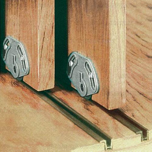 Guias Para Puertas Correderas Armarios 9fdy Serie Roll 22 De Klein Para 22 Kg