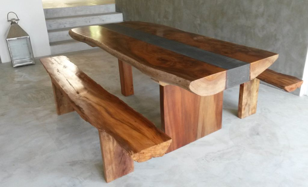 Hacer Mesa De Madera Whdr Saboga Diseà Os Mesa Madera Y Concreto Wood and Concrete Table