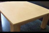 Hacer Mesa De Madera X8d1 O Hacer Una Mesa De Madera Wooden Table Part 1 Juan Carlos