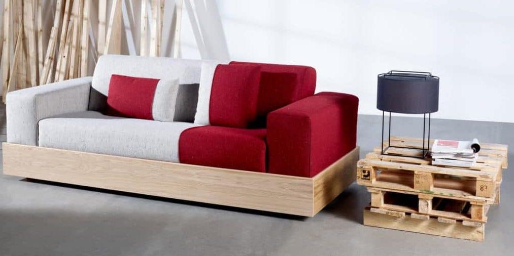 Hacer sofa Txdf Puede Ser Resistente Un sofà De Pallets Muebles Hechos Con Palets