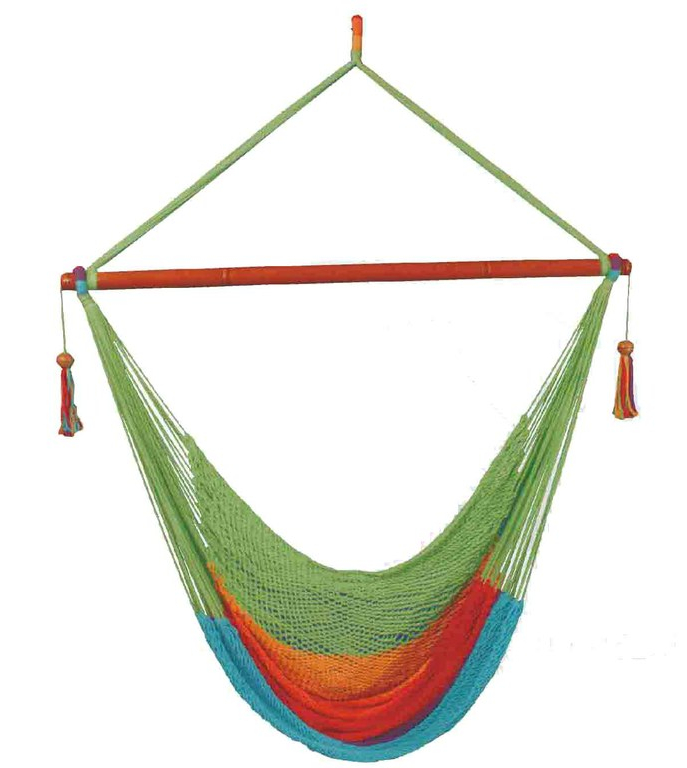 Hamaca Silla 4pde Hamaca Silla Red Algodon Colores 97 00