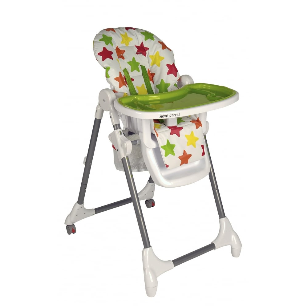 High Chair 4pde Bonito Bebà Feed Me now Highchair High Chairs Feeding From