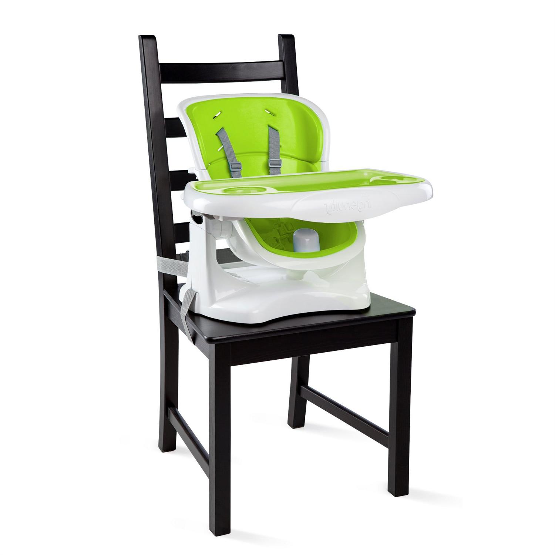 High Chair D0dg Ingenuity Smartclean Chairmate Chair top High Chair Lime Walmart