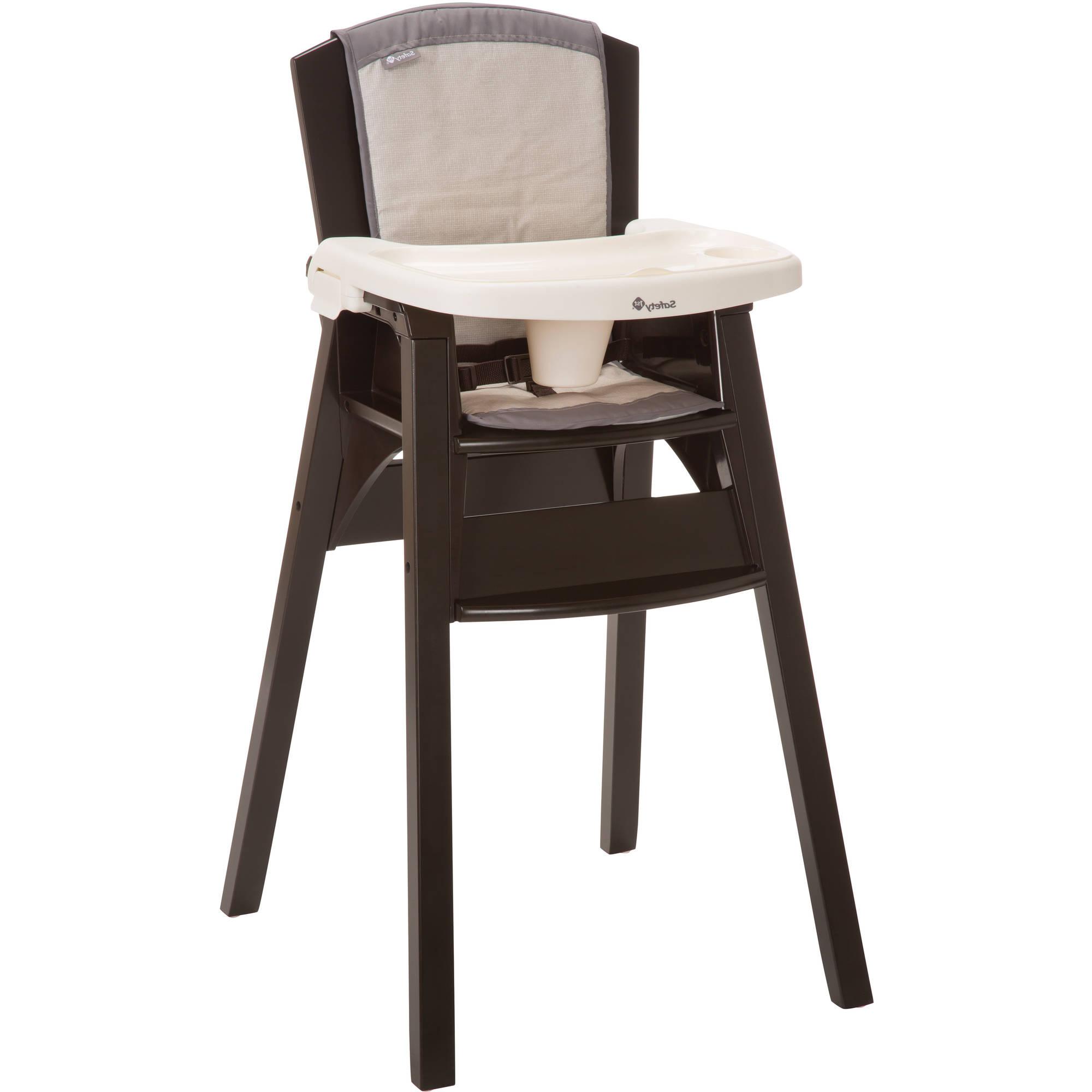 High Chair O2d5 Safety 1st Wood High Chair Beaumont Walmart