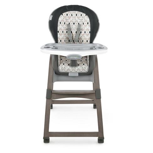High Chair Q5df Ingenuity 3 In 1 Wood High Chair Ellison Tar